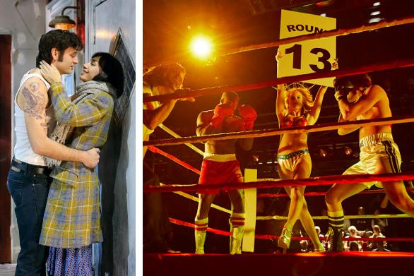 Szenenbilder aus 'Rocky - Das Musical'