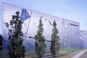 Fassade des Jüdischen Museums Berlin